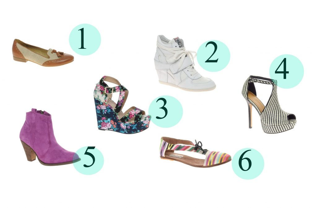 Spring 2012 Shoe Trends