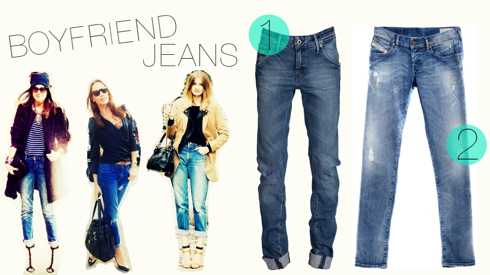 5 Tips To Wearing Boyfriend Jeans(...Even If You Have Big Hips)