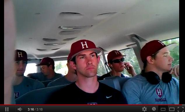 BABES | Harvard Baseball Players, Call Me, Maybe?