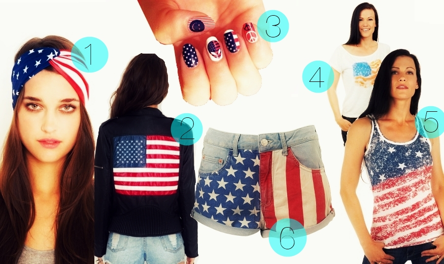 These Colors Don't Run: 6 Ways to Show Your American Spirit