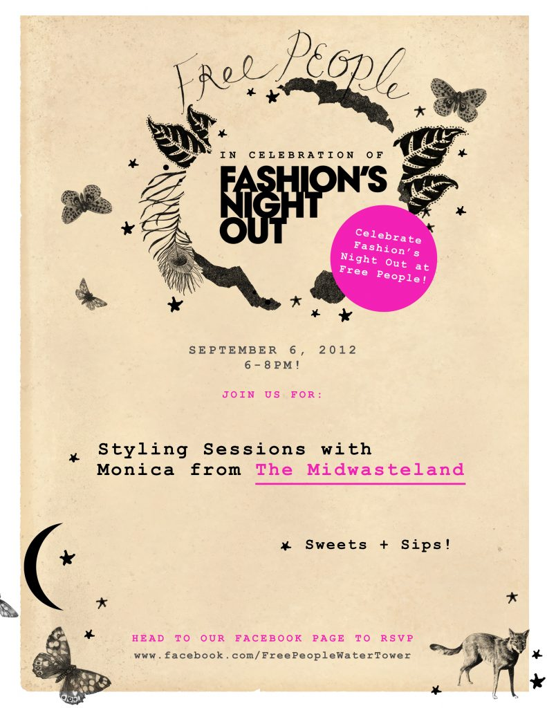 Fashion Night Out Chicago
