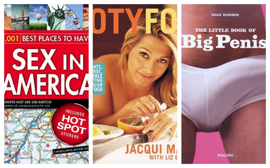 3 Slutty Books We'd Rather Read Than 50 Shades of Grey
