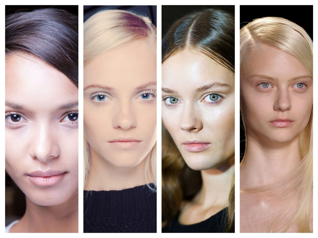 NYFW Beauty Trends Spring '13 Fashion Week Skin