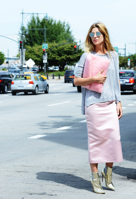 {{Street Style}} Stuck In The Midi With You