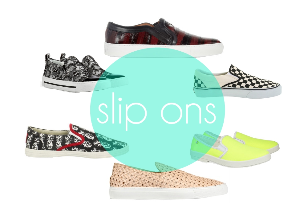 slip on sneakers fashion trend blog